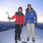 Summer Mountaineering with Steve Hartland