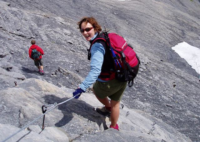 Mont Buet Summer Chamonix Trekking