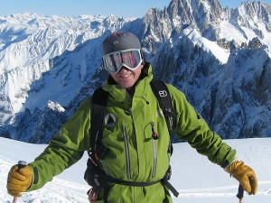 Steve Hartland Alpine Mountain Guide