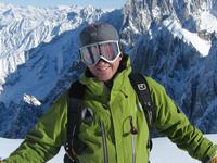 Steve Hartland British Mountain Guide