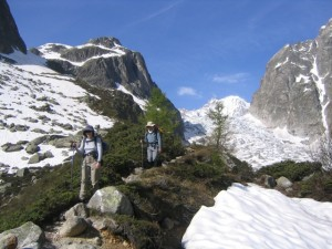 Summer Haute Route with Steve Hartland