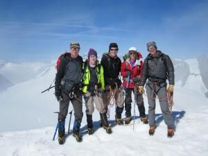 Summer Trekking with Steve Hartland in Arolla