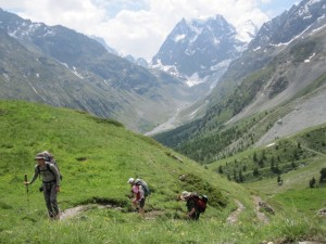 Summer Trekking Arolla with Steve Hartland