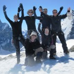 Summer Trekking with Steve Hartland in Arolla