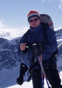 Mont Blanc with Steve Hartland