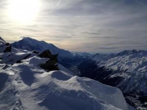 Chamonix Scenery