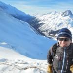 Steve Hartland British Mountain Guide Chamonix