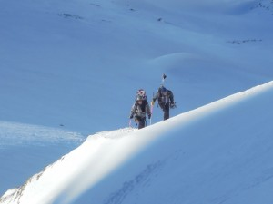 Ski Touring with a British Mountain Guide Chamonix