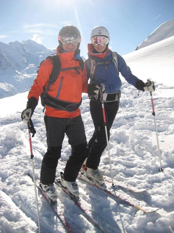 Ski Touring Chamonix Valley