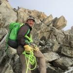Steve Hartland short roping